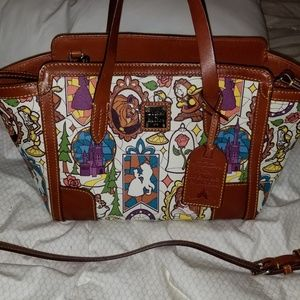 Dooney and Bourke 2017 Beauty and the Beast
